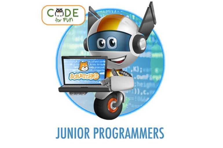 Jr. Programmers - Grades K-2 - Get your Little Coder Started with Scratch Jr.