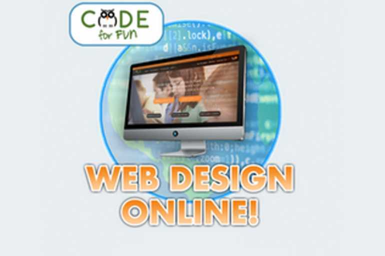 Introduction to Web Design Coding in HTML for Grades 5-9 - Class Starts September 14, 2020