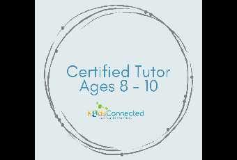 Tutoring for Ages 8 - 10
