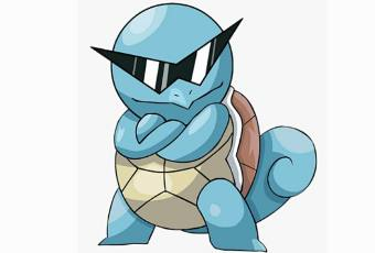 60min How to Draw Pokemon Art Lesson - Squirtle