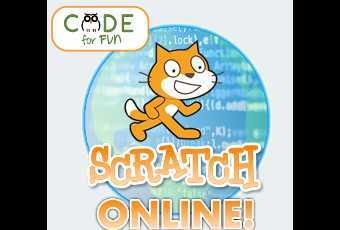 Introduction to Scratch Coding for students Grades 2-5 - Register Today!  Class Starts 9/15/20