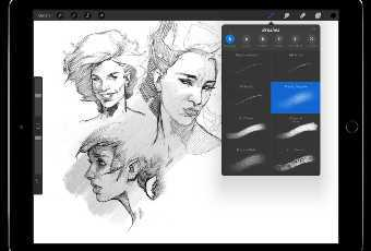 Intro to Digital Drawing for the iPad - Procreate