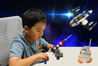 LEGO Space Engineering Club (Small Group)
