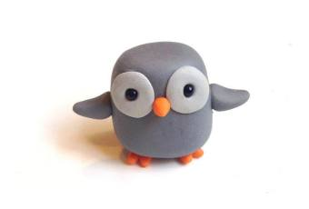 60min Learn to Sculpt! Owl Clay Art Lesson