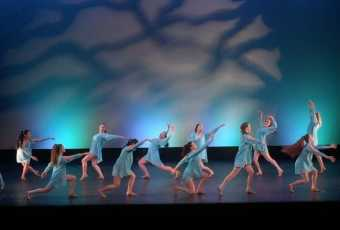 Contemporary Lyrical Dance Levels 1 & 2