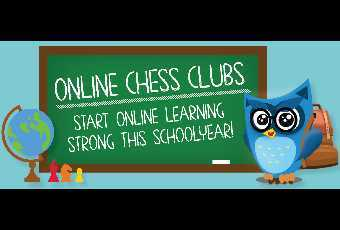 Chess4Life Live Online Chess Club - October 3:30 PM