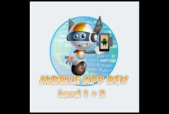 Mobile App Development - Android Based - Grades 3-7 - Virtual Class Starts Oct. 16