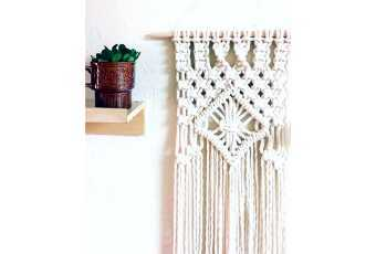 Textile - Off the Wall Macrame