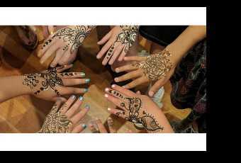 60min Special Henna Painting Event @2PM - Week 1