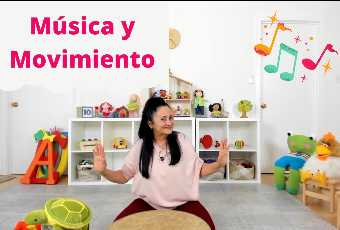 Music and Movement in Spanish for toddlers and preschoolers