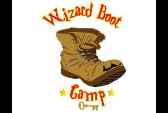 Wizard Boot Camp - Purple Wand Course: Includes Exclusive Magic Set! Become a Wacky Wizard Kid!