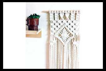 Off the Wall Macrame