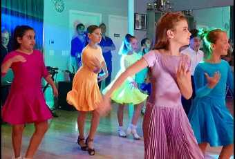 KIds Latin Dance Levels 1 - 3