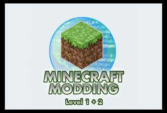 Learn Minecraft Modding in our Virtual Classroom with LIVE Instructors.  Class Begins 9/18/20