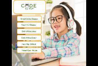 Web Design Level 3 for Grades 5-9 with Live Instructors!  HTML and Introduction of CSS