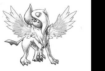 60min Mega Evolution Absol Pokemon Pencil Sketching Lesson