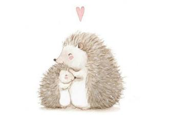 60min Mommy & Me Art Lesson: Sketch Porcupine Family
