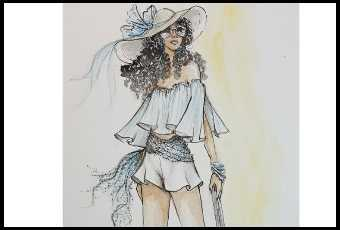 Introduction to Fashion Design & Illustration