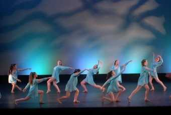 Contemporary Dance Levels 1 & 2
