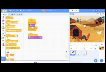 Fun With Block Based Scratch Coding - By MIT