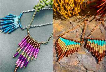Jewelry - Creative Chevrons