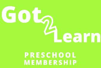 July Summer Preschool Readiness