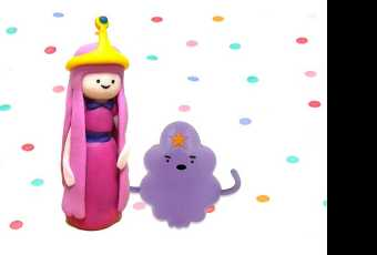 60min Princess Bubblegum & LSP Clay Sculpting Lesson