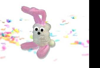 45min Bunny Pipe-Cleaner Puppet Crafty Lesson